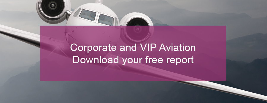 Download the Corporate and VIP Aviation white paper