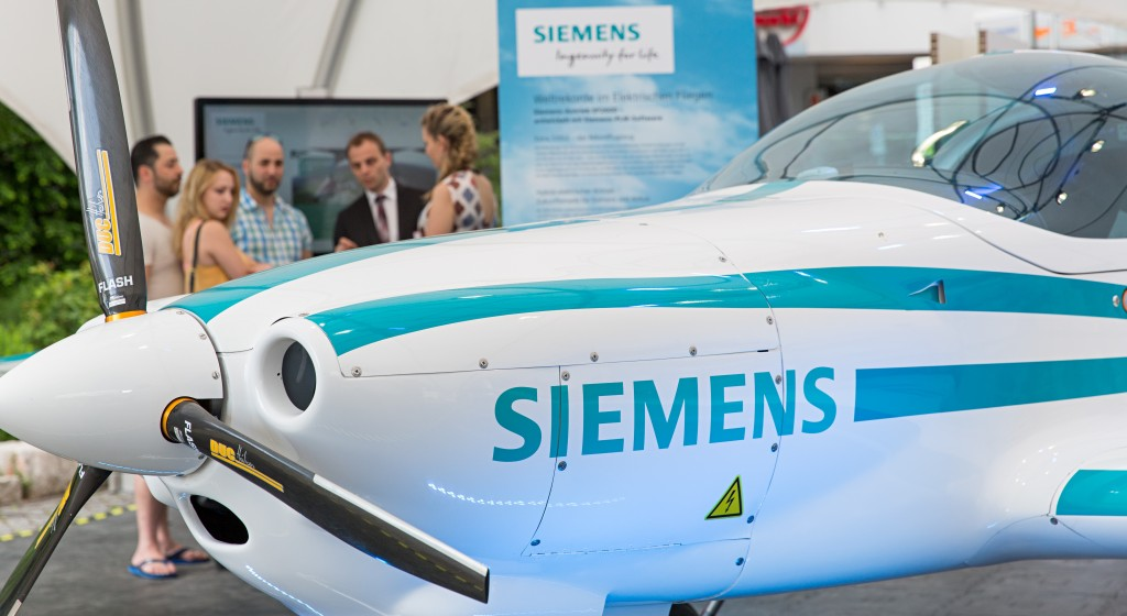 Siemens Electric Aircraft