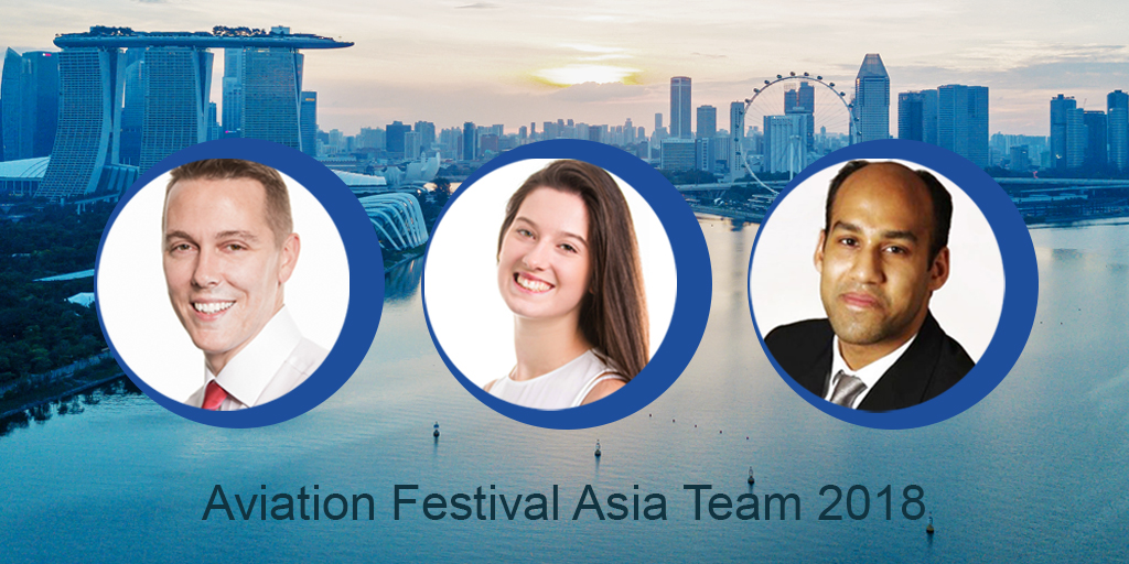 AeroProfessional at Aviation Festival Asia: Team who are attending